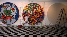 Happy Birthday Keith Haring. You brought such joy, vitality and energy to us all. Gone too soon.