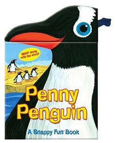 Penguin Penguin Board Book