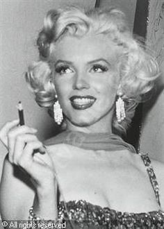 Marilyn Monroe, Bernard Bruno (Bernard of Hollywood) 1954