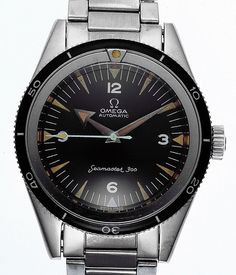 """Omega CK2913 from 1957. The first Omega dive watch that was introduced of the """"trinity of tool watches"""", together with the Railmaster and Speedmaster."""