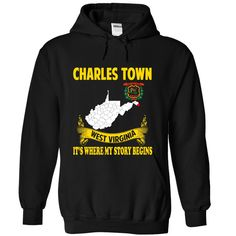 (Tshirt Design) Charles Town [Tshirt Facebook] T Shirts, Hoodies. Get it now ==►…