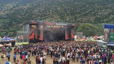 Jubiläum - Gampel: 100'000 Besucher am Festival