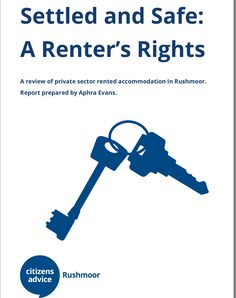 An excellent report by our colleagues in neighbouring Rushmoor, reviewing the private rented accommodation sector in Aldershot, Farnborough and surrounding area as part of the Settled  and Safe campaign http://www.rushmoorcab.org.uk/wp-content/uploads/2011/08/Settled-and-Safe-Report-Final-Web.pdf