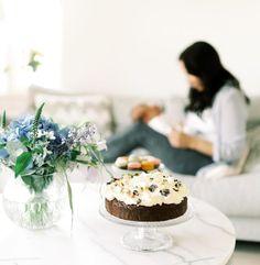 Mehevä Vaalea Vaniljakakkupohja | Annin Uunissa Cheesecake, Desserts, Food, Tailgate Desserts, Deserts, Cheesecakes, Essen, Postres, Meals