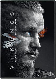 VIKINGS SÆSON 2 på DVD