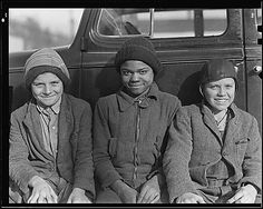 WPA: Children of Miners, West Virginia, March 1937 by Lewis Hine (NARA)