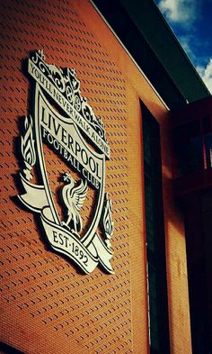 Liverpool FC - Main Stand.