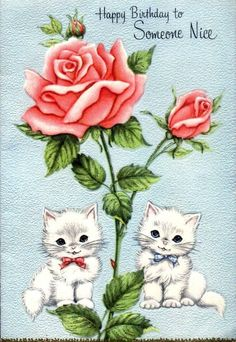 Vintage Greeting Cards – Vintage and antique items