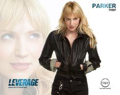 Parker es interpretada por Beth Jean Riesgraf es una actriz estadounidense