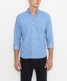 Levi's Sunset One Pocket Shirt - Blue Farm Tempe - Shirts