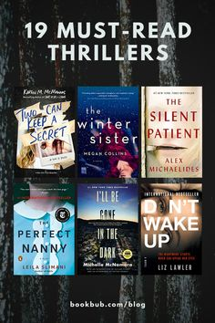 Looking for the best thriller books to read next? Check out these stay-up-all-night page-turners. #books #thrillers #thrillerbooks I Love Books, Good Books, Books To Read, My Books, Book Club Books, Book Nerd, Book Lists, Summer Reading Lists, I Love Reading