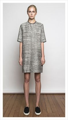 new in store Summer 2014, Shirt Dress, T Shirt, Tweed, Tunic, My Style, Work Outfits, Sweaters, How To Wear
