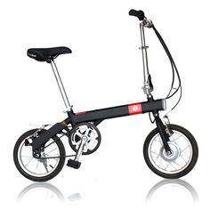 Light weight electric folding bike, hint hint