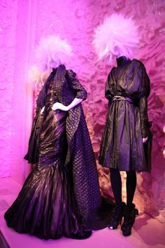Punk: Chaos to Couture at the The Metropolitan Museum's Costume Institute; photo by Heather Clawson for Habitually Chic