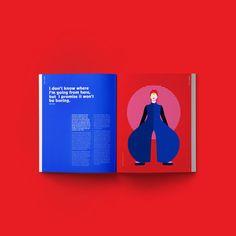 Shanti Sparrow Graphic Design & Illustration Portfolio Layout, Portfolio Design, Glam Rock, Layout Inspiration, Design Awards, Graphic Design Illustration, Editorial Design, Layout Design, The Dreamers