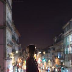 Clerigos street at night by Anka Zhuravleva on 500px