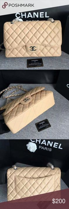 464aaa8dce78 Chanel flap bag SERIOUS INQUIRIES ONLY Brand new Chanel flap bag Comes with  box dust bag and authenticity card Not authentiiiiiiic For purchase or  serious ...