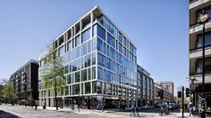 11 Baker Street, London - Rated/Certified BREEAM 'Excellent'