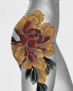 Chinese Body Painting Posted by Sifu Derek Frearson Chinese Body Painting Posted by Sifu Derek Frearson Japanese Flower Tattoo, Japanese Tattoo Designs, Japanese Flowers, Flower Tattoo Designs, Flower Tattoos, Japanese Tattoos, Body Tattoos, Sleeve Tattoos, Flor Oriental Tattoo