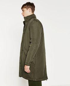 Image 2 of PARKA from Zara