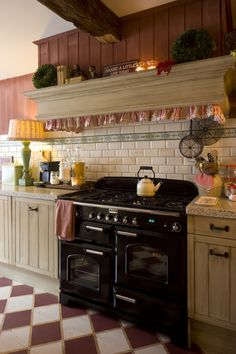 Landelijke keukens barbotine...
