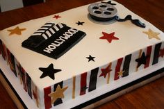 Hollywood Prom Cake by Designer_Cakes, via Flickr