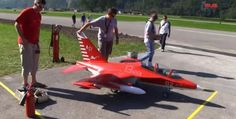 These Jet RC Planes Are Definitely Not For Kids (Video)