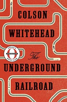 Need some fresh book club ideas? Check out this list of book club books to read this fall, including The Underground Railroad by Colson Whitehead.
