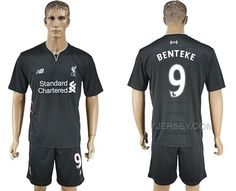 http://www.yjersey.com/201617-liverpool-9-benteke-away-soccer-jersey.html 2016-17 LIVERPOOL 9 BENTEKE AWAY SOCCER JERSEY Only 35.00€ , Free Shipping!
