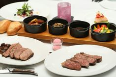 Steak & others