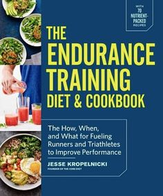 In stock NOW: Reach your peak performance with the best training and fueling plan.Achieve your goals in endurance racing with the detailed training advice and perfectly tailored recipes in this new must-have manual and cookbook. Fueling your body is just as important as training it, but different phases of training and racing require different combinations of nutrients. Written by one of the world's leading triathlon coaches, The Endurance Training Diet & Cookbook includes in-depth advice…