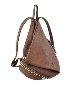 This Coffee Gloria Backpack by Amore is perfect! #zulilyfinds