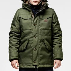 g star raw sale for, G star hooded jacket green men,g star