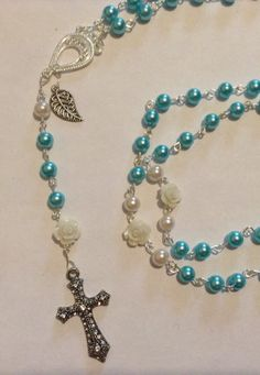 Beautiful, Hand-crafted Rosary
