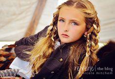 Reverie~ Fabulous children's photography!  LOVE THE HAIR!