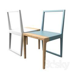 Skin Chair by Branca Lisboa