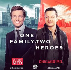 Halstead x 2!! Chicago PD. Chicago Med.