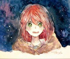 Akagami no Shirayukihime / Snow White with the red hair anime and manga    Shirayuki