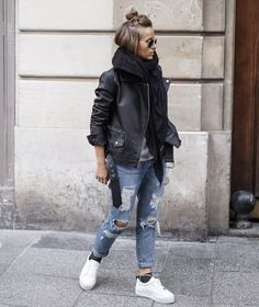 trendy fall women outfits to copy right now 34 ~ my.me trendy fall women outfits to copy. 30 Outfits, Mode Outfits, Winter Outfits, Casual Outfits, Fashion Outfits, Womens Fashion, Tomboy Fashion, 80s Fashion, Daily Fashion