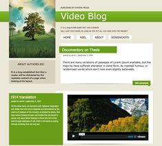 The BEST Designed Free Website Templates