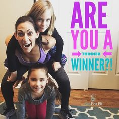 Hi ladies!  Are you a Thinner Winner?! Wanna be?? Keep reading!  Fall is officially here  Weve got kids back at school.  Sports are back.  Routines are up and running again.  What about you ladies?  How are you feeling?  Are you ready to take some time to work on you?  Get back to feeling healthy and fit?  I am looking for 5 ladies who are ready to workout eat right and feel great!  Do you have a living room?  Do you have a DVD player?  Do you have 30 minutes? Then you have everything you…