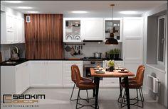 Đa số thiết kế nội thất chung cư, bàn ăn thường được đặt cạnh bếp. Bạn nên tận dụng khoảng trống trên bàn ăn, tạo sự sinh động bằng cách đặt lọ hoa mini, giỏ hoa nhỏ xinh, chậu cây nhỏ. #saokimdecor #kitchen #kitchens #diningroom  #diningrooms#phòngbếp #キッチン#Cozinha #cocina #Küche #cuisine#interior #interiordesign #interiors #apartment #apartments #chungcư #インテリア#interieur #innenraum  #greem_space