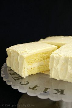 Durian Cake by Lydia's Corner, via Flickr