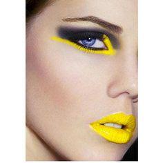 High fashion makeup ideas