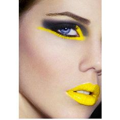 High fashion makeup ideas