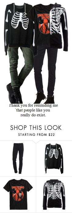 """they're back in my life~"" by tokyofoool ❤ liked on Polyvore featuring True Religion, Wildfox and Iron Fist"