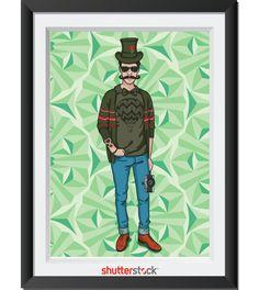 The Original Hipster of Oz.