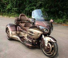 Touring Motorcycles Indian Honda Custom Trikes Harley Davidson Trike Goldwing Third Wheel