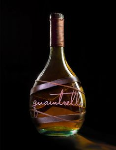 Packaging of the World: Creative Package Design Archive and Gallery: Quaintrelle Whiskey (Student Project)