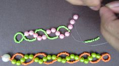 How to make beautiful Bracelet at home